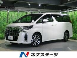 トヨタ アルファード 2.5 S Cパッケージ 登録済未使用車 Wサンルーフ 3眼LED