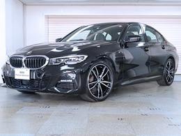 BMW 3シリーズ 320d xドライブ Mスポーツ ディーゼルターボ 4WD 黒革 デビューP コンフォートP 19AW
