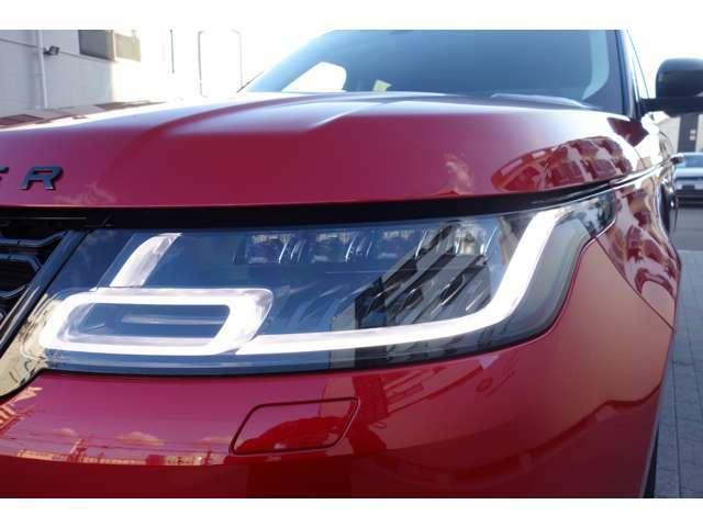 ピクセルLEDヘッドライトはデザインだけではなく、オーナー様のドライビングを快適にしてくれます、
