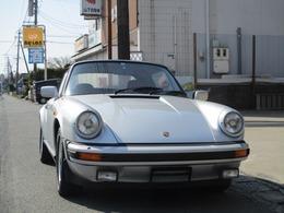 ポルシェ 911カブリオレ 911SCカブリオレ 内装レッドレザー張替