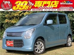 スズキ ワゴンR 660 FX リミテッド 車検整備・プッシュスタート・キーレス付