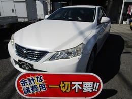 トヨタ マークX 2.5 250G リラックスセレクション プシュスタート
