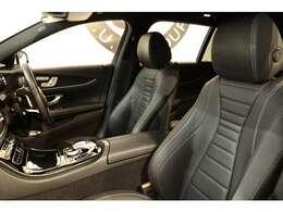 1オーナー車輛で綺麗な状態が維持された上質なブラックナッパレザーシートを装備!快適なカーライフをサポートするメモリー機能付きパワーシート、全席シートヒーター、ランバーサポート機能を搭載しています!