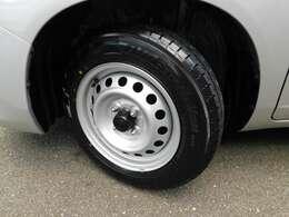新品タイヤ交換済み(ヨコハマタイヤ)