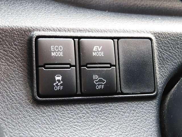 エコモード、EVモード、横滑り防止付き!