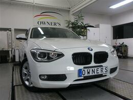 BMW 1シリーズ 116i プッシュスタート キセノンヘッドライト