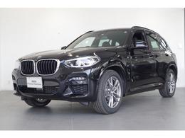 BMW X3 xドライブ20d Mスポーツ ディーゼルターボ 4WD 弊社デモカーACC フルセグTV 禁煙車
