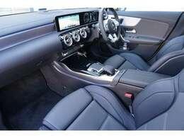 AMGパフォーマンスパッケージ 550,000円・AMGパフォーマンスステアリング・AMG RIDE CONTLOL サスペンション・AMGパフォーマンスシート・AMGドライブコントロールスイッチ