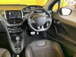 ★プジョー 208 GTライン 1.2L 入庫です!●アクティブシティブレーキ!●純正ナビ&地デジ&バックカメラ!●Bluetoothオーディオ&Bluetooth電話!●クルーズコントロール!