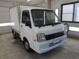 スバル サンバートラック 冷凍車 4WD