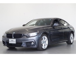 BMW 4シリーズグランクーペ 420i Mスポーツ 前車追従クルコン フルセグTV バックカメラ