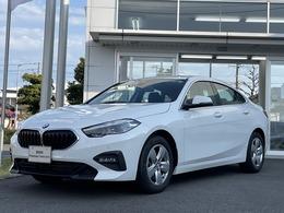 BMW 2シリーズグランクーペ 218d プレイ エディション ジョイプラス ディーゼルターボ ACC・ナビPKG・16インチAW・LED