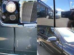 ベースとなった車両はレンタカーでしたので細やかな整備が定期的に行われております。