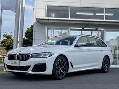 BMW 5シリーズ ツーリング の中古車 523d xドライブ Mスポーツ エディション ジョイプラス ディーゼルターボ 4WD 静岡県焼津市 707.9万円
