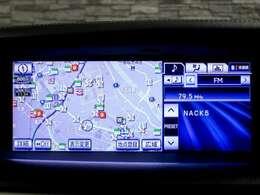 ★メーカー純正の大画面HDDマルチが装備されています!操作も簡単!見やすい!純正だからこその使いやすさ!地図情報の更新も出来ますので安心してお使い頂けます!!