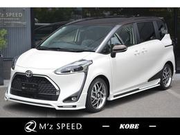 トヨタ シエンタ 1.5 G クエロ 7人乗 ZEUS新車コンプリートカー
