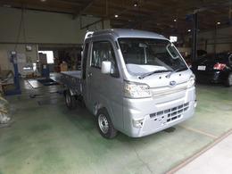 スバル サンバートラック 660 グランドキャブ スマートアシスト ハイルーフ 三方開 4WD