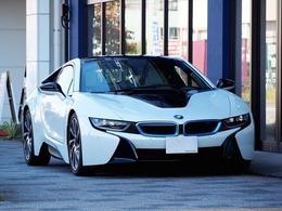BMW i8 ベースモデル 禁煙 右ハンドル
