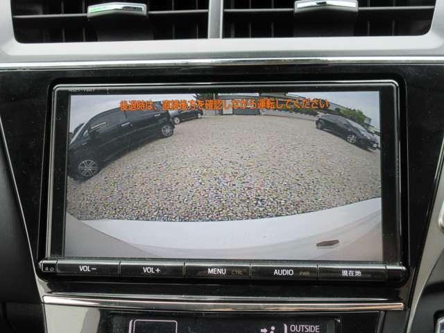 駐車時も安心バックカメラ搭載です!