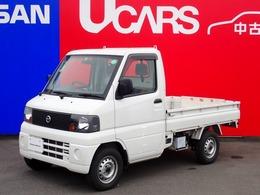 日産 クリッパートラック 660 SD AT車