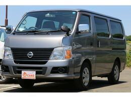 日産 キャラバン 2.0 DX ロング ガソリン 5AT 6人乗 5ドア低床