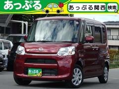 ダイハツ タント の中古車 660 X SAIII 兵庫県揖保郡太子町 78.0万円