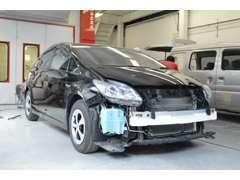 ハイブリッド車を多数販売して参りました。修理、メンテナンスに熟知したスタッフが駐在しております。