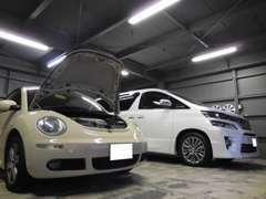 買取強化中!国産車・輸入車・商用車など、幅広く対応しております。廃車にするか迷っている方も一度ご連絡ください!