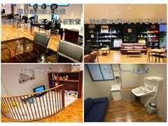 ●FATEカフェ●カフェラテ、コーヒー、フレッシュジュース、各種TEAも御座います!テラス席も是非ご利用下さいませ!