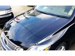 ご購入のお車はポリマーコーティングを無料で施工いたします!