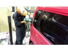 外装も内装も徹底的に磨き上げたお車をご提供いたします!