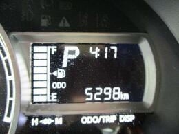 平均燃費や航続可能距離など、走行に役立つ情報が表示されるマルチインフォメーションディスプレイ付きです☆