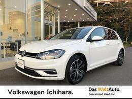 フォルクスワーゲン ゴルフ TDI コンフォートライン マイスター ディーゼルターボ VW認定中古車