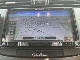 【カロッツェリアメモリーナビ】Bluetoothオーディオや地デジTVの視聴も可能です☆高性能&多機能ナビでドライブも快適ですよ☆