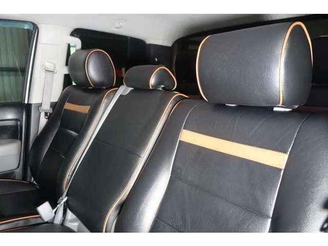 ☆ベンチコラムシートですので前の席に3人乗車することも可能です☆