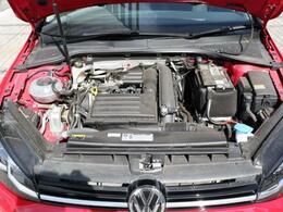 ガソリン仕様の1400CCターボエンジンンです。