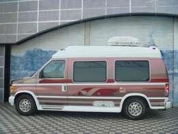 国産車には無い大きさと、デザインがカッコイイ