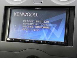 【 KENWOOD7型ナビ 】MDV-D304 AM,FM,CD,SD,Bluetooth,ワンセグ