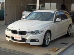 BMW 3シリーズツーリング 320d Mスポーツ 電動リアゲート クルコン HDDナビ ETC