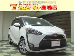 トヨタ シエンタ 1.5 G ナビTVバックカメラ 両側オートスライド