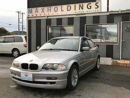 BMW 3シリーズ 318i 取説Bカメラ・M3仕様・エアロ