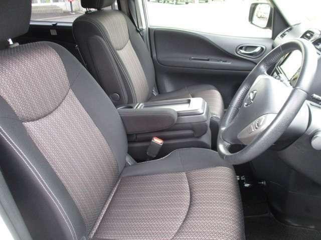 フロントシート。クリーニング済です♪