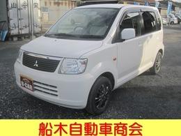 三菱 eKワゴン 660 M 5速マニュアルミッション 車検令和4年7月