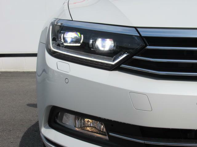 (LEDヘッドライト)HILOW共にLEDですので明るさはモチロン、環境への配慮もバッチリです。