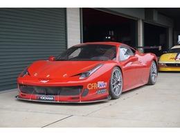 フェラーリ 458イタリア F1 DCT 458チャレンジ国内未登録