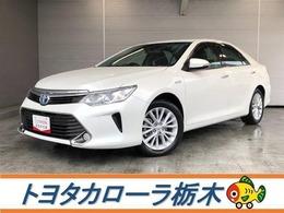 トヨタ カムリハイブリッド 2.5 Gパッケージ ワンオーナー・クルコン・SDナビ・ETC