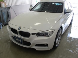 BMW 3シリーズ 320i xドライブ Mスポーツ 4WD 電動シート 純正ナビ HID Bカメラ 18AW