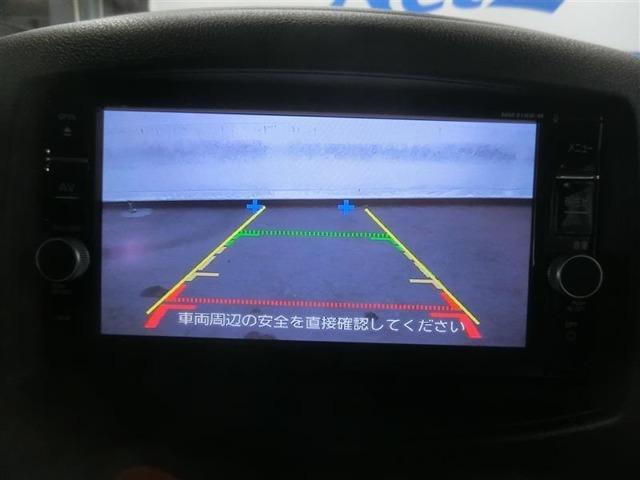 バックモニターを装備しています。車庫入れ時等に車両後方が確認出来るのでとても便利です。