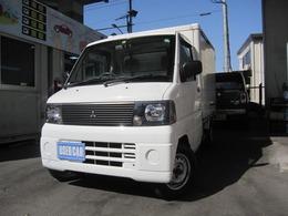 三菱 ミニキャブトラック 660 VX-SE ワンオーナー禁煙車マイナス5度冷蔵冷凍車