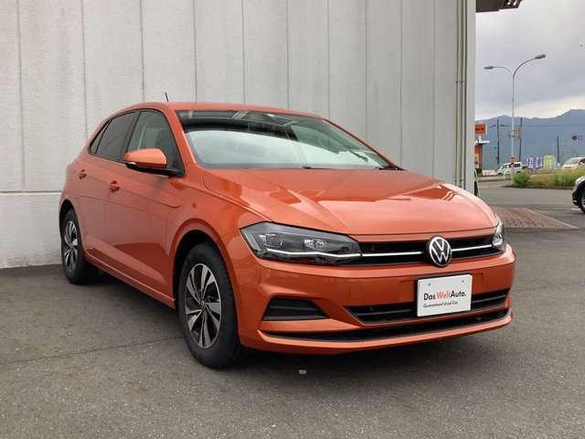 鮮やかなオレンジ色。エナジェティックオレンジメタリックです。